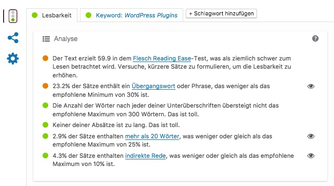 WordPress Plugins für SEO, Backup, Exit intent, Maintenance Mode und mehr