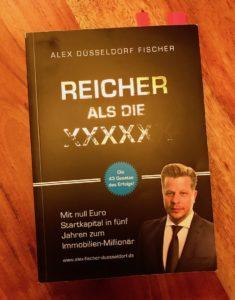 Wie-Online-Geldverdienen.de, Buchempfehlungen, Alex Fischer, Reicher als die Geissens zu lesen.