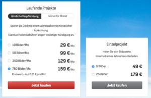 Wie-Online-Geldverdienen.de zeigt was du bei Shutterstock bezahlst