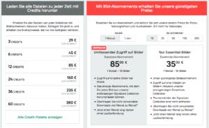 Wie-Online-Geldverdienen.de zeigt was du bei iStockphoto bezahlst
