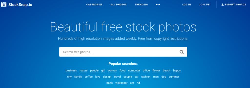 Die besten kostenlosen Stockbilder Quellen