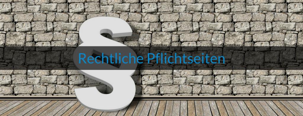 Blog Bild Wie-Online-Geldverdienen.de zeigt dir die wichtigsten Rechtlichen Pflichtseiten um Online Geldverdienen zu können