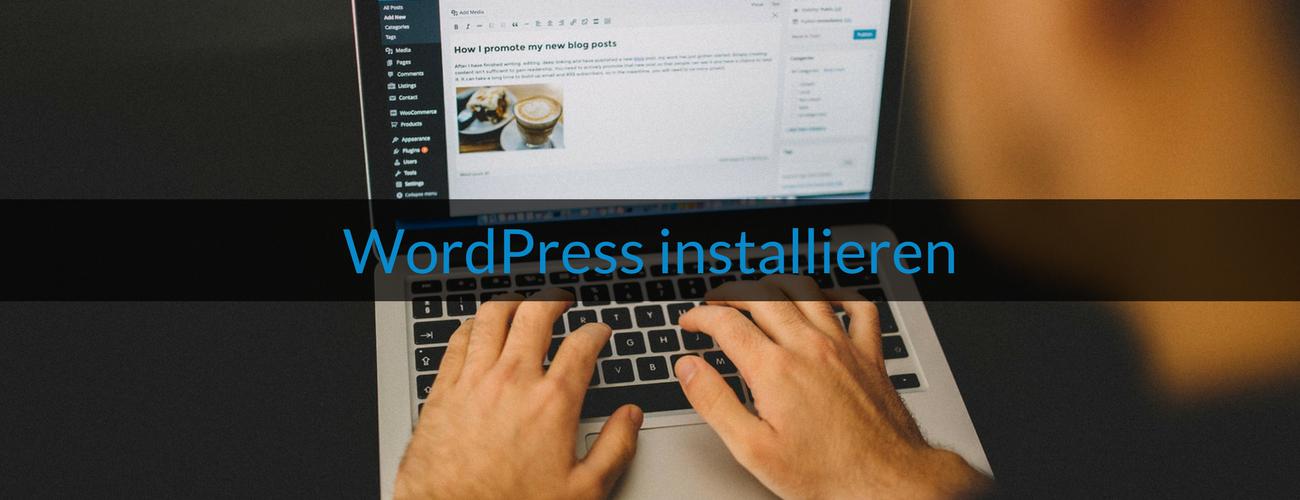 Blog Bild Wie-Online-Geldverdienen.de zeigt wie Du WordPress installierst