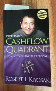 Wie-Online-Geldverdienen.de, Buchempfehlungen, Robert T. Kiyosaki, Cashflow-Quadrant-Bild