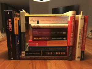 Wie-Online-Geldverdienen.de, Meine Buchempfehlungen Übersicht