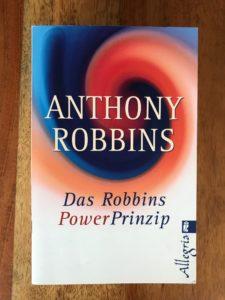Wie-Online-Geldverdienen.de, Buchempfehlungen, Anthony Robbins, Das Robbins Power Prinzip..