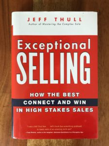 Wie-Online-Geldverdienen.de, Buchempfehlungen, Jeff Thull, Exceptional Selling, How the best connect and win high stakes sales.