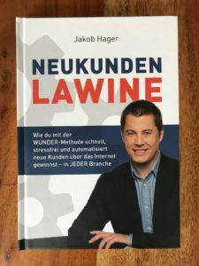 Wie-Online-Geldverdienen.de, Buchempfehlungen, Jakob Hager, Neukunden Lawine.