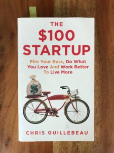 Wie-Online-Geldverdienen.de, Buchempfehlungen, ChrisGuillebeau, The 100$ Startup, Start-up!