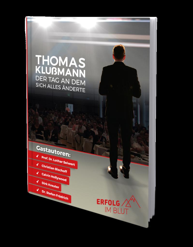 Wie-Online-Geldverdienen.de, Buchempfehlungen, Thomas Klußmann, Erfolg im Blut