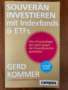 Wie-Online-Geldverdienen.de, Buchempfehlungen, Gerd Kommer, ouverän investieren mit Indexfonds und ETFs: Wie Privatanleger das Spiel gegen die Finanzbranche gewinnen, plus E-Book inside,