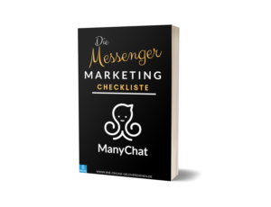 Wie-Online-Geldverdienen.de, Die Messenger MArketing Checkliste