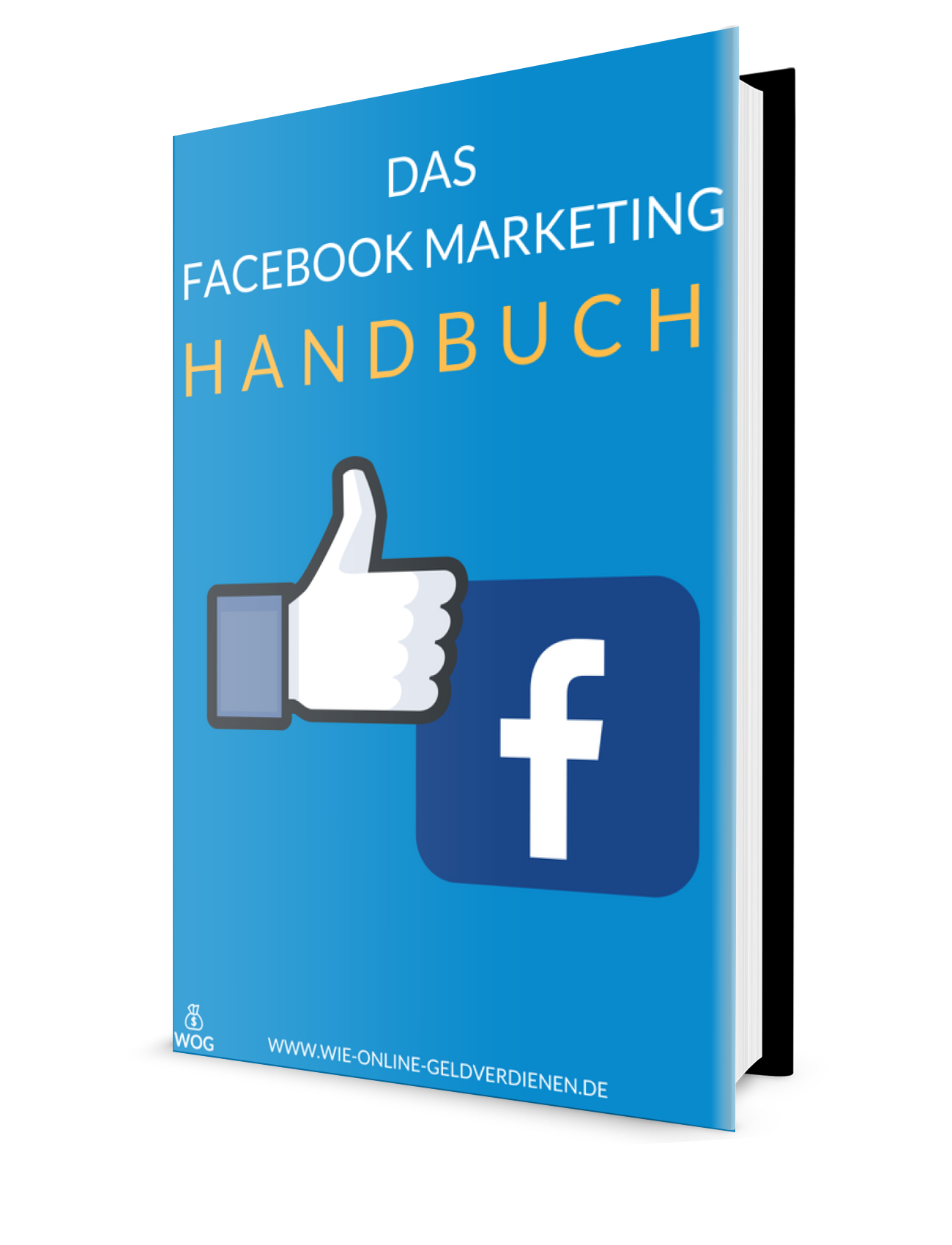 Wie-Online-Geldverdienen.de, Instagram Highlight Cover erstellen, Facebook Marketing Handbuch eBook