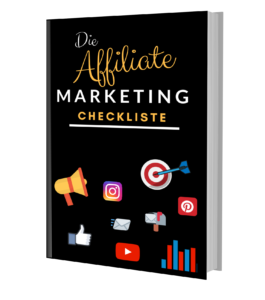 Wie-Online-Geldverdienen.de, Affiliate Marketing Checkliste als Ebook 2018