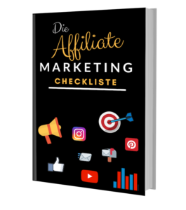 Wie-Online-Geldverdienen.de, Die Affiliate Marketing Checkliste als Ebook 2018