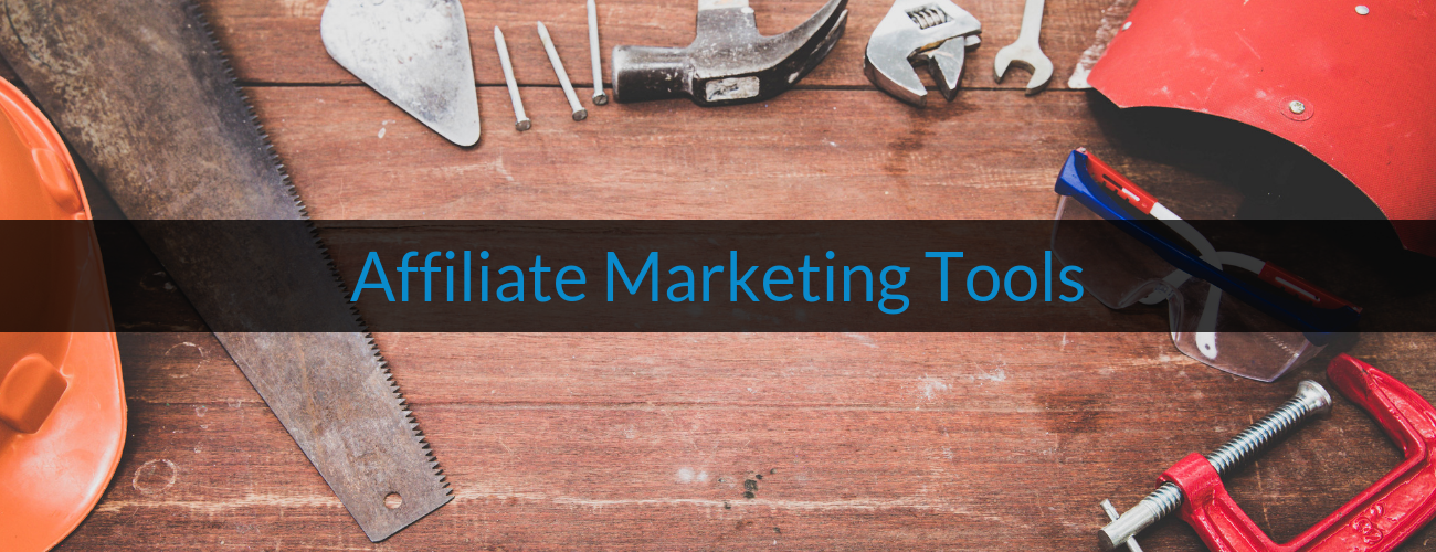 Wie-Online-Geldverdienen.de, Affiliate Marketing Tools