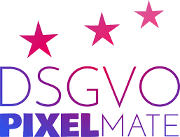 Wie-Online-Geldverdienen.de, Pixelmate DSGVO Logo, Affiliate Marketing Tool für den Datenschutz