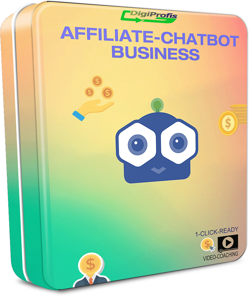 Das Affiliate Chatbot Business für Affiliate Marketing mit dem Facebook Messenger, Affiliate Marketing Tool für Messenger Marketing