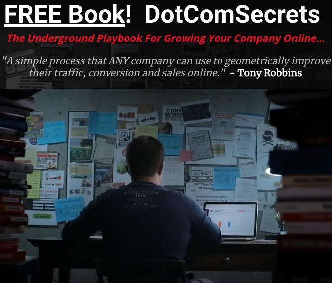 Wie-Online-Geldverdienen.de, Buchempfehlungen, Russell Brunson, DotCom Secrets Free Book DotCom Secrets Review