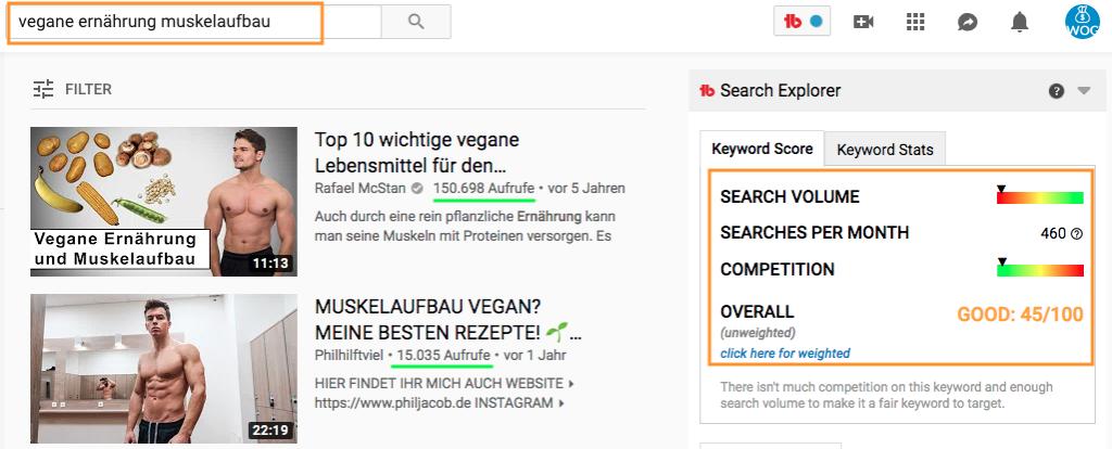 Wie-Online-Geldverdienen.de, Affiliate Marketing ohne Webseite mit YouTube, YouTube Suchergebnisse