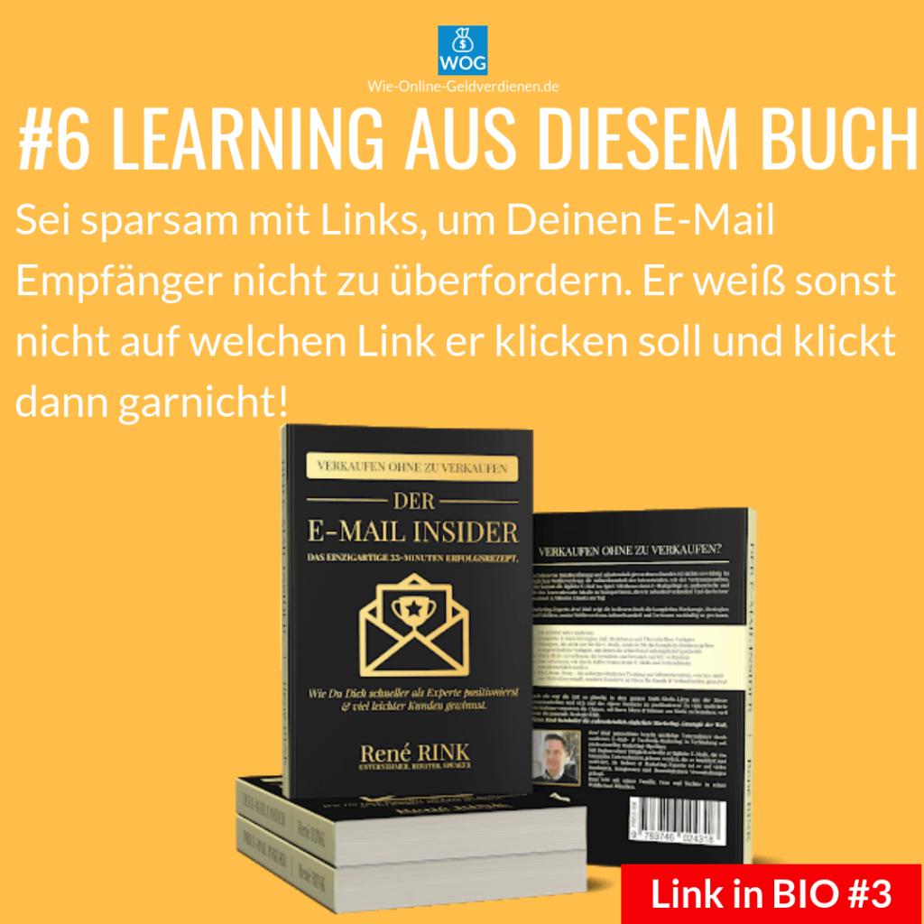 Wie-Online-Geldverdienen.de, Wie du mehr Geld mit Digistore24 verdienen kannst, E-Mail Marketing lernen