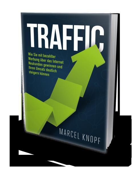 Wie-Online-Geldverdienen.de, Besten Bücher für Affiliate Marketing, Traffic von Marcel Knopf