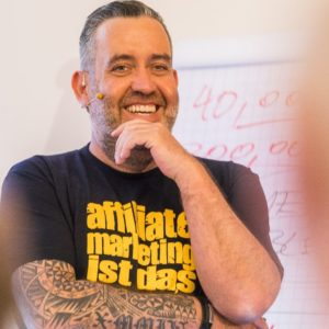 Wie-Online-Geldverdienen.de, Affiliate Marketing Master Days, Ralf Schmitz