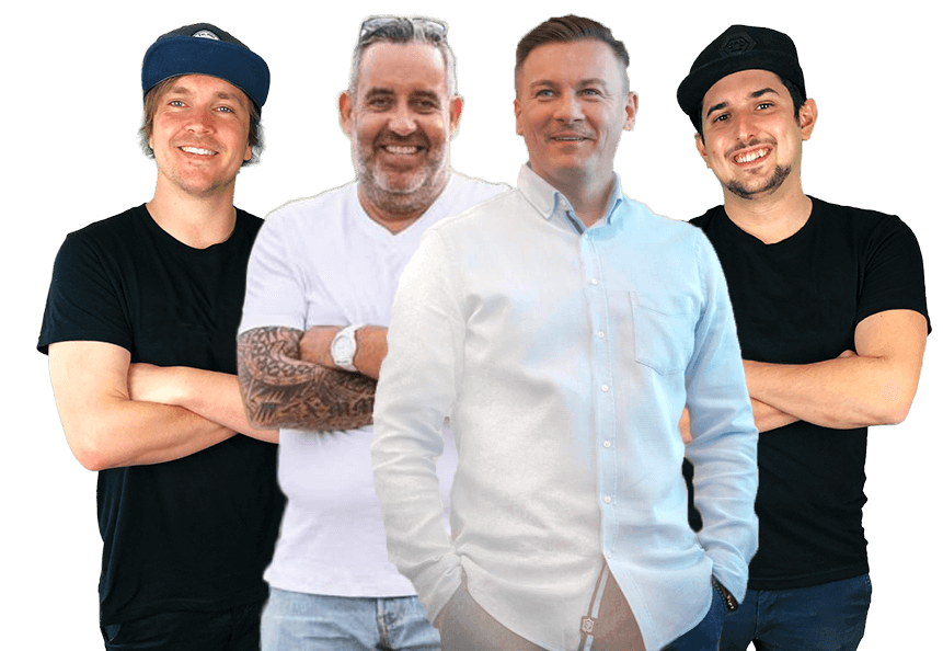 Wie-Online-Geldverdienen.de, Affiliate Marketing Master Days, die 4 Super Affiliates