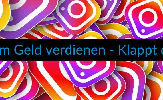 Wie-Online-Geldverdienen.de, Mit Instagram Geld verdienen Blog Bild
