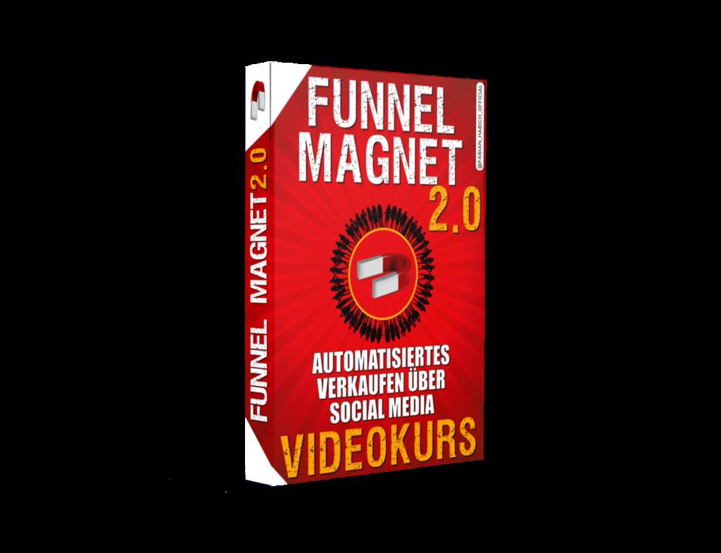 Funnel Magnet 2.0 von Fabian Habich - Sales Funnel Kurs