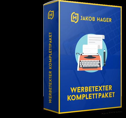 Das Werbetexter Komplettpaket von Jakob Hager