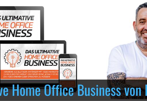 Blog Cover von Das Ultimative Home Office Business von Ralf Schmitz